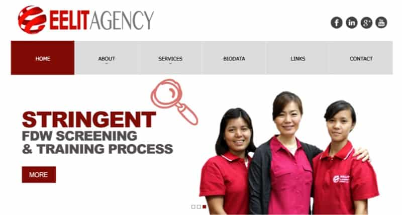 Eelit Maid Agency digital marketing