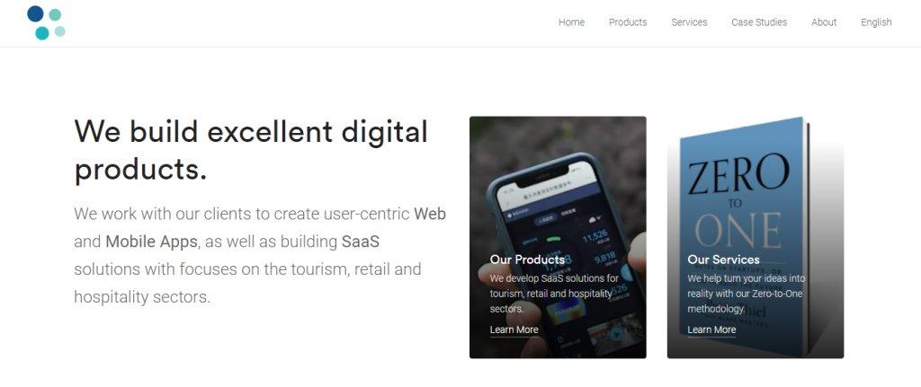 Fooyo Top App Developers in Singapore
