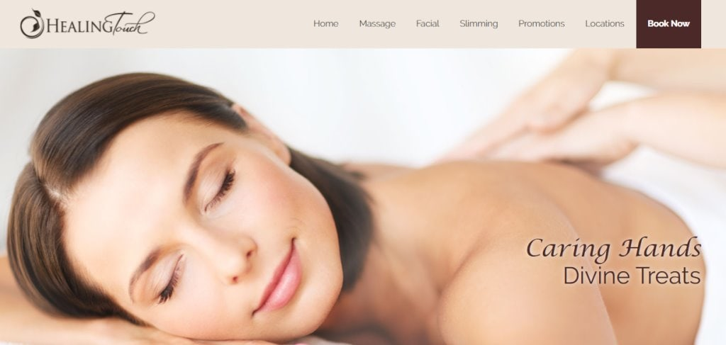 Healing Touch Top Facial Treatments In Singapore