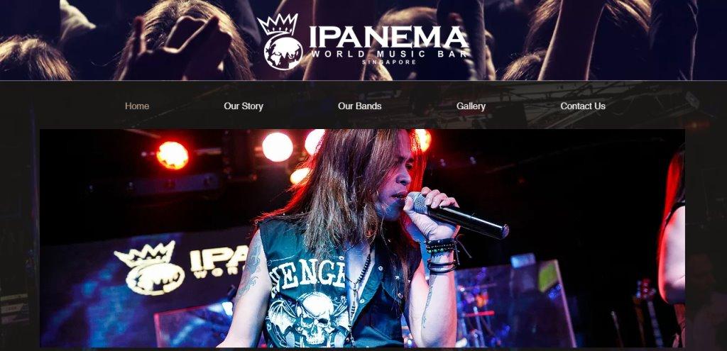 Ipanema Top Nightclubs In Singapore