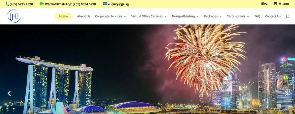 JJE Top BPO Companies in Singapore