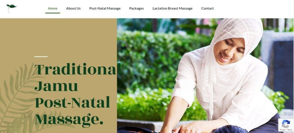 Jamu Massage Top Post Natal Massages In Singapore