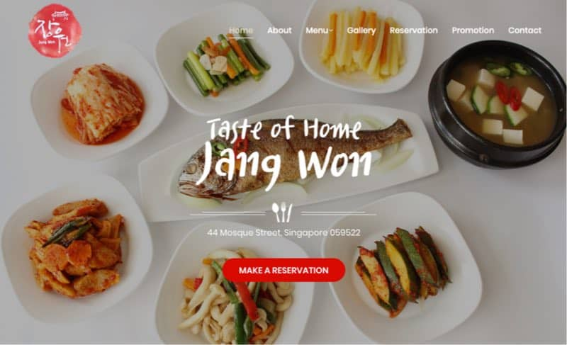 Jang Won digital marketing