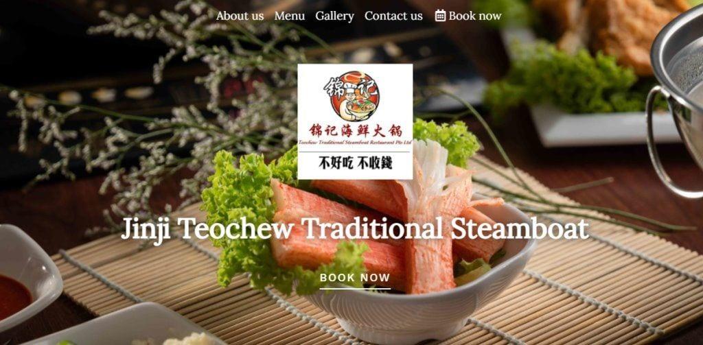 Jinji Top Steamboat Buffets In Singapore