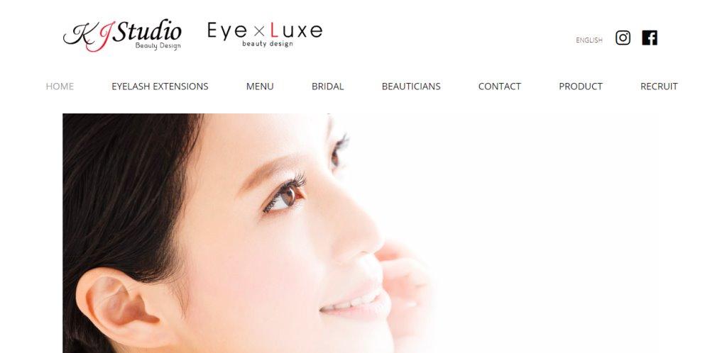 KJ studio Top Eyelash Extension In Singapore