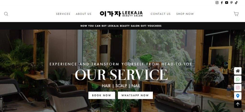 Lee Kaja Top Manicure & Pedicure In Singapore