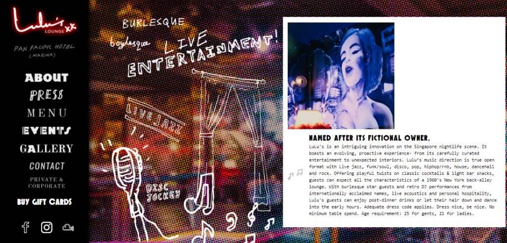 Lulus Top Nightclubs In Singapore