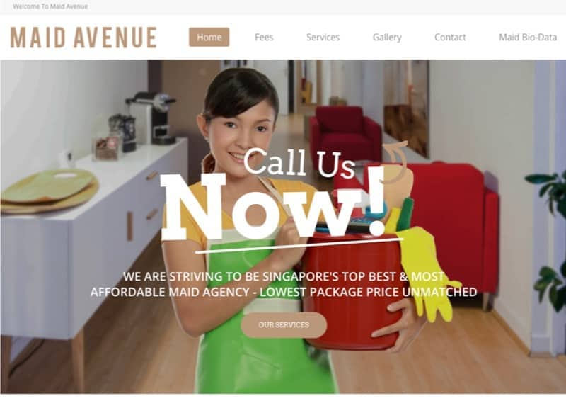 Maid avenue digital marketing