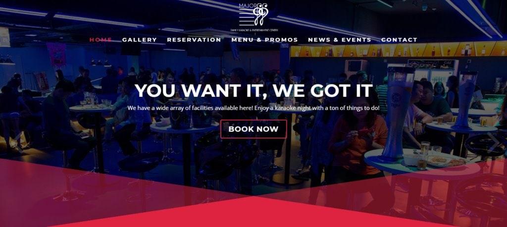 Major 99 Top KTV Studios In Singapore