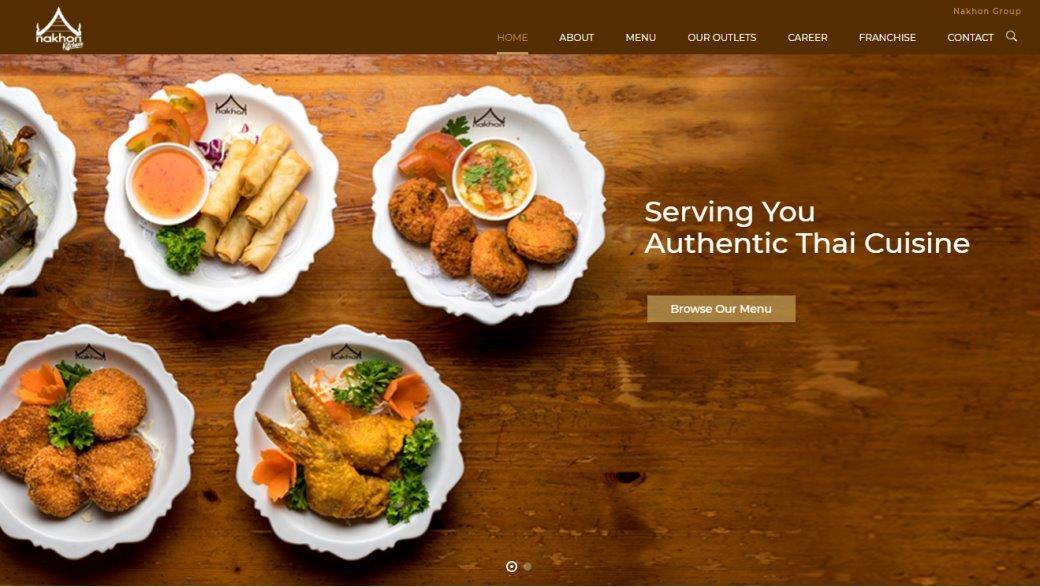 Nakhon Group Top Thai Restaurants In Singapore