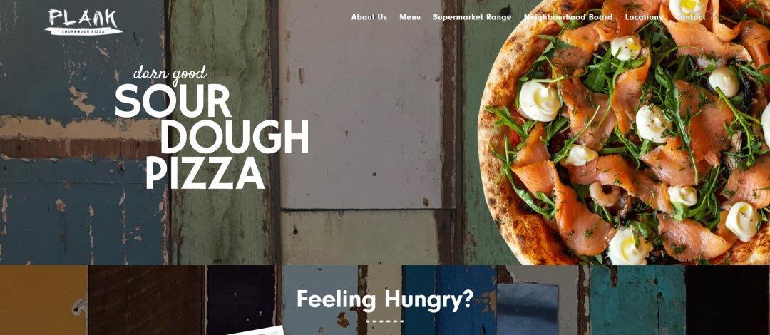 Plank Sourdough Top Pizza Deliveries In Singapore