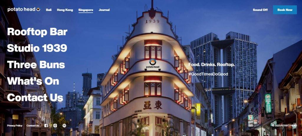 Potato Head Top Burgers In Singapore