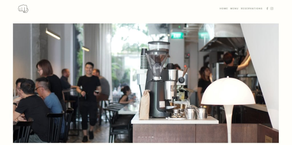 Punch Top Cafes In Singapore