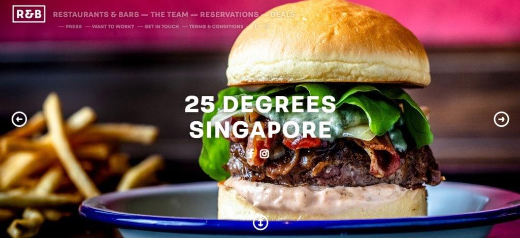 Randblab Top Burgers In Singapore