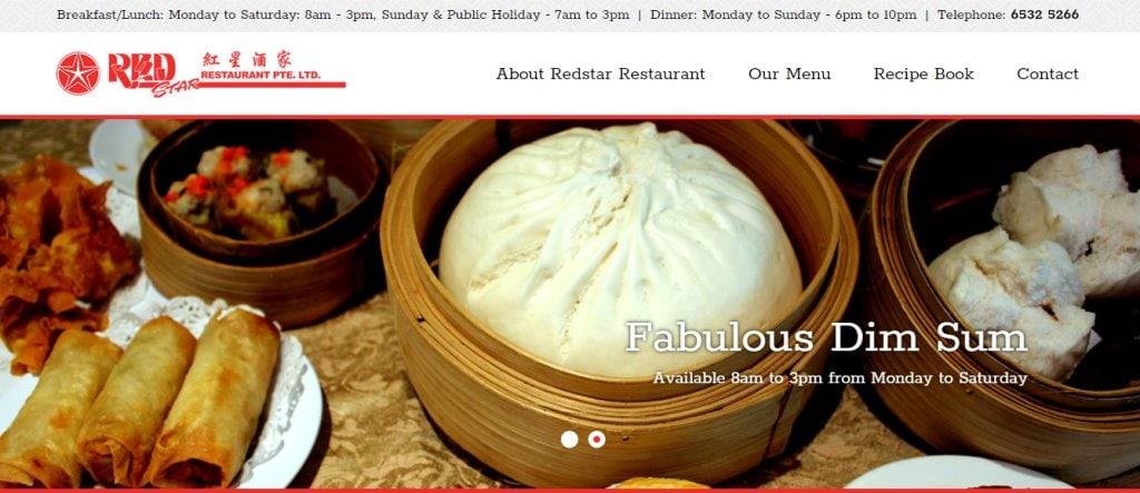 Red Star Top Dim Sum In Restaurants Singapore