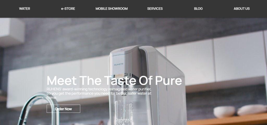 Ruhens Top Water Dispensers In Singapore