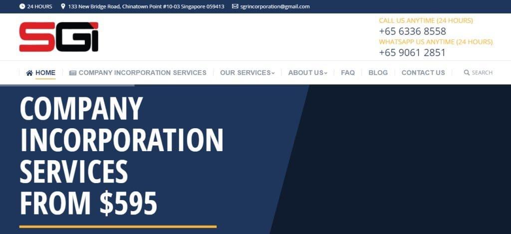SGI Top BPO Companies in Singapore