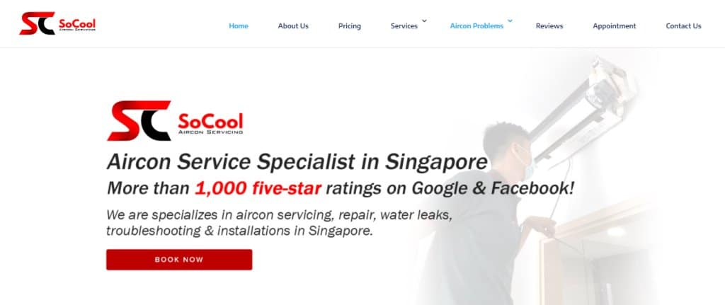 So Cool Top Air Conditioning Services In Singapore