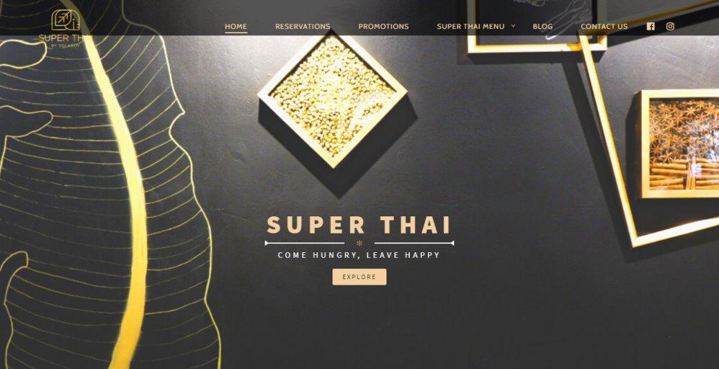 Super Thai Top Thai Restaurants In Singapore