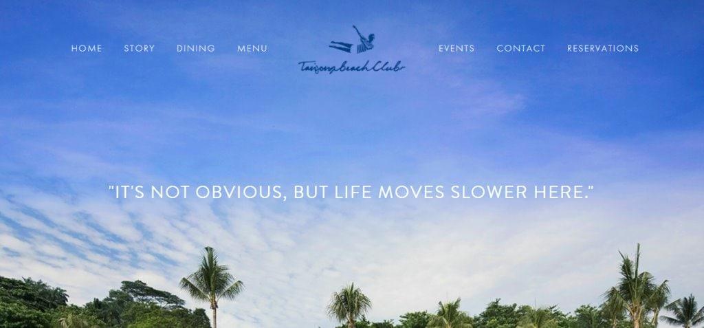 Tanjong Top Nightclubs In Singapore