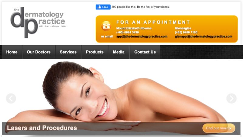 The Dermatology Practice hair removal specialists