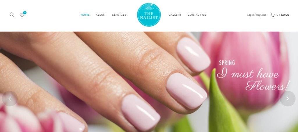 The Nailist Top Manicure & Pedicure In Singapore