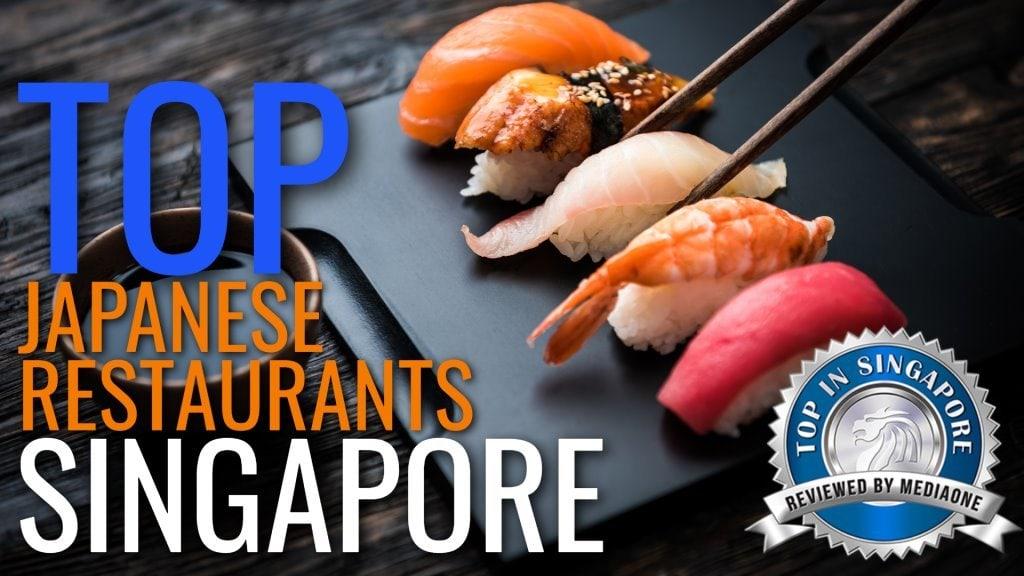 Top Japanese Restaurants In Singapore