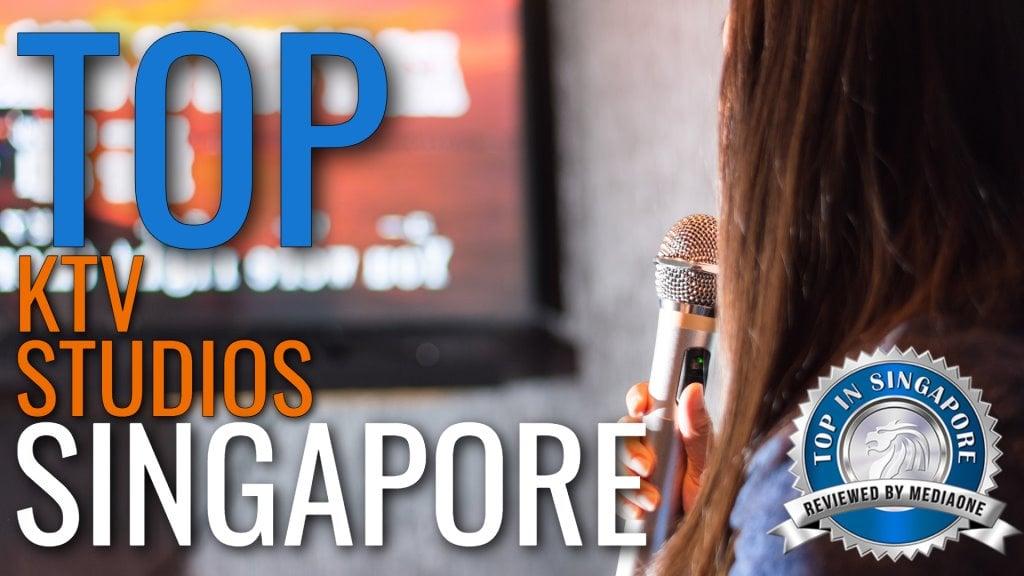 Top KTV Studios In Singapore