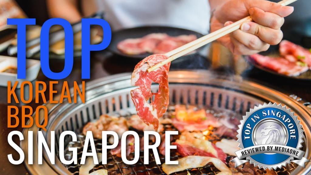 Top Korean BBQ in Singapore