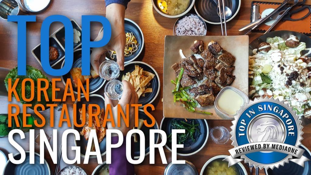 Top Korean Restaurants in Singapore