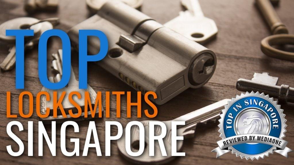 Top Locksmiths In Singapore