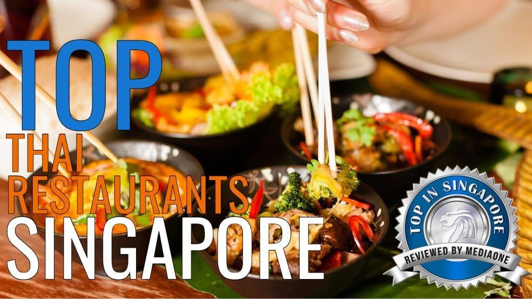 Top Thai Restaurants In Singapore