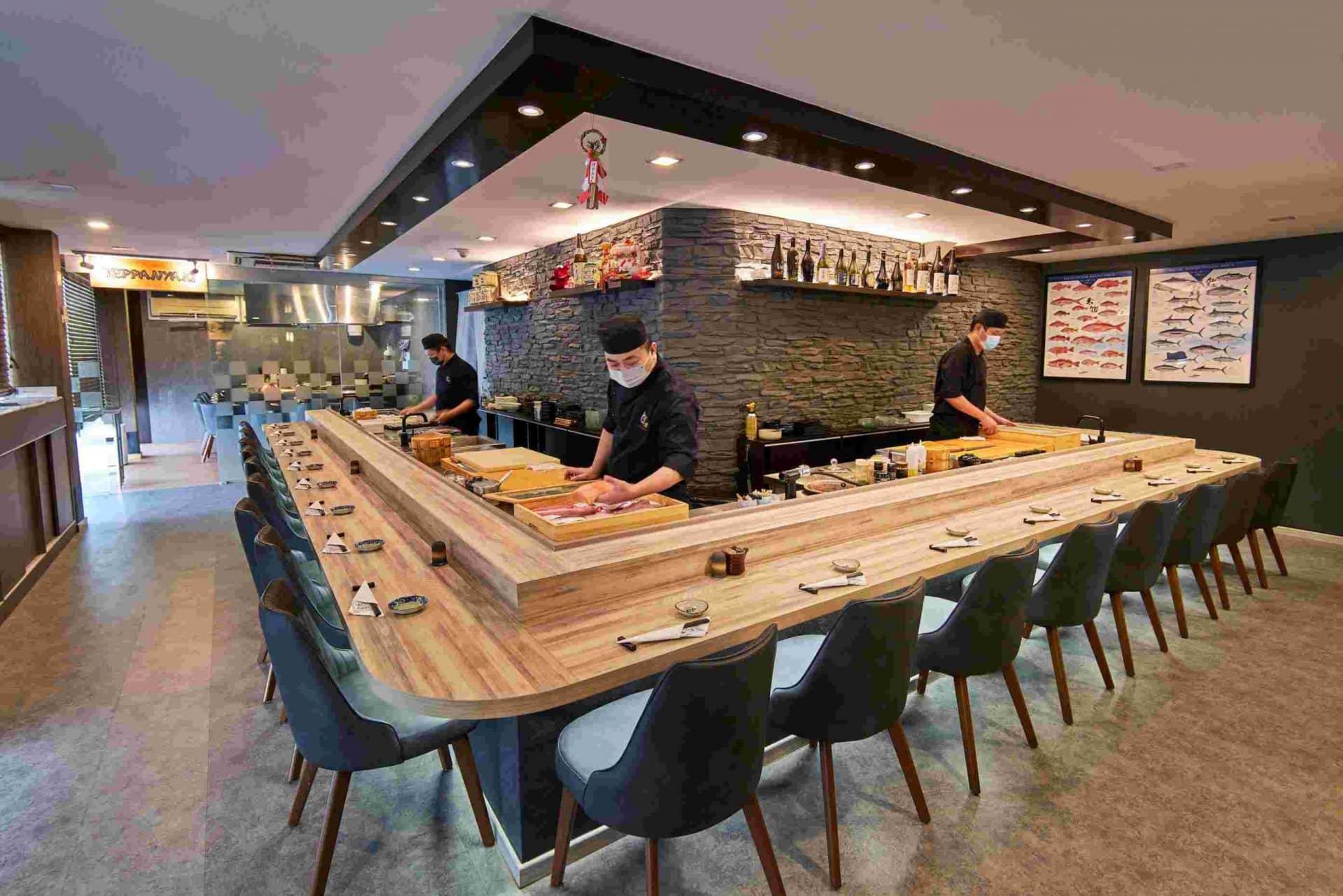 Torio Top Japanese Restaurant
