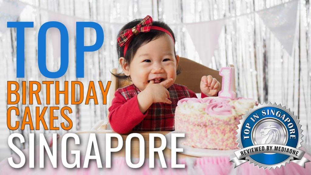 Top Birthday Cakes In Singapore