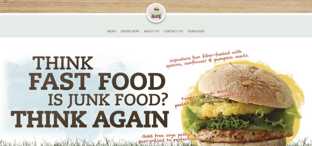 Vegan Burg Top Burgers In Singapore