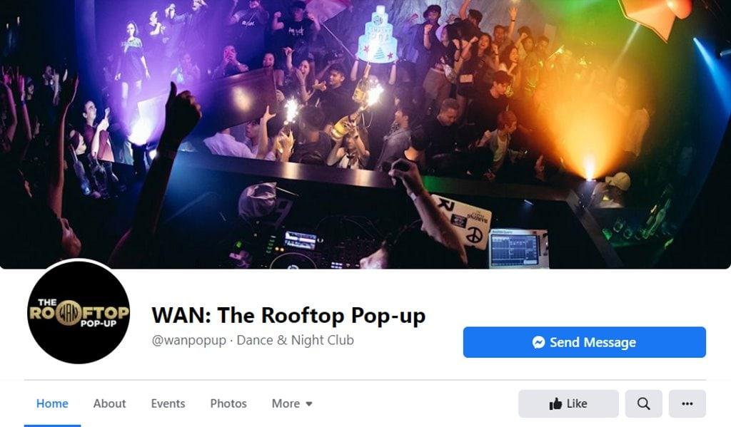 Wan Top Nightclubs In Singapore
