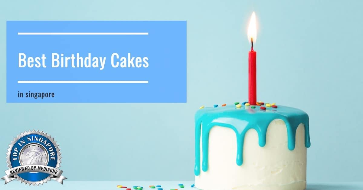 best birthday cakes singapore