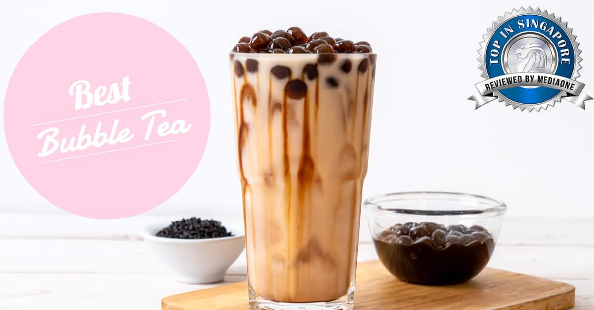 best bubble tea outlets in singapore