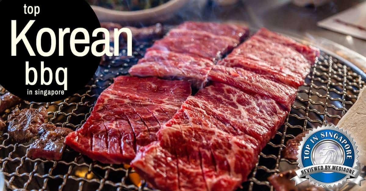 best korean bbq restaurants in singapore