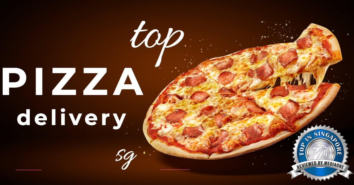 best pizza deliveries in singapore