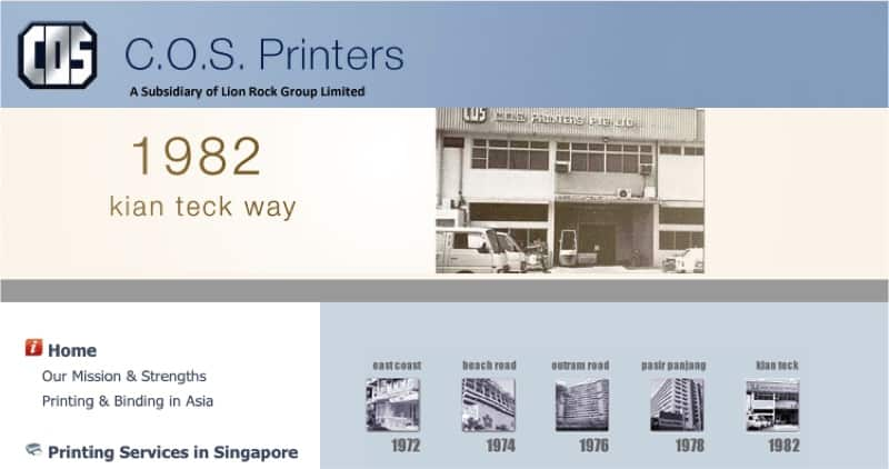 cos printers digital marketing