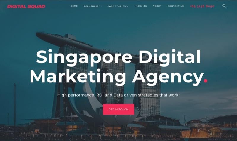 google rankings agency digital squad