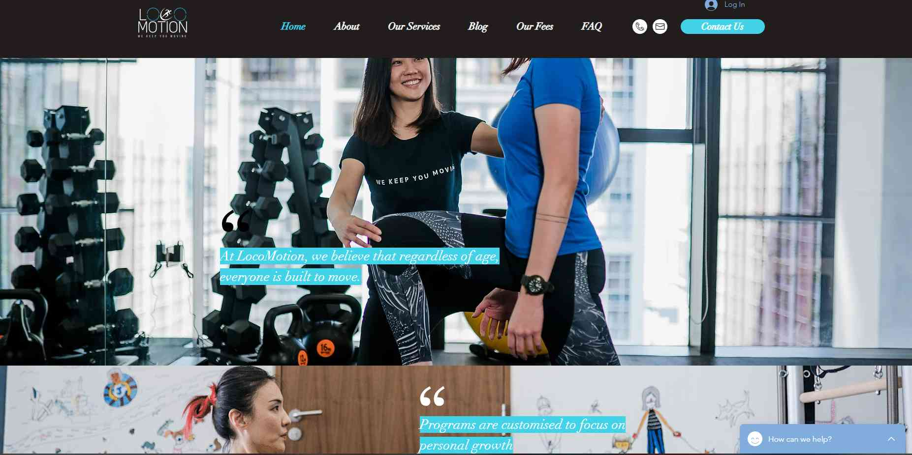 locomotion clinic Top Physiotherapy Clinics in Singapore