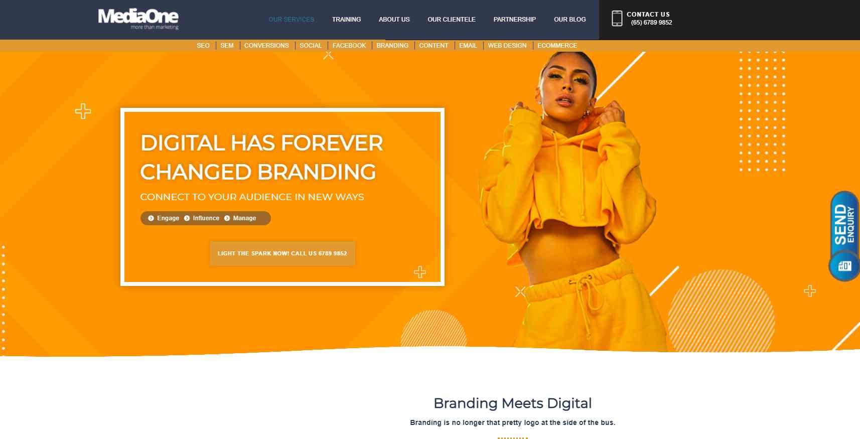 mediaone Top 20 Branding Consultants in Singapore