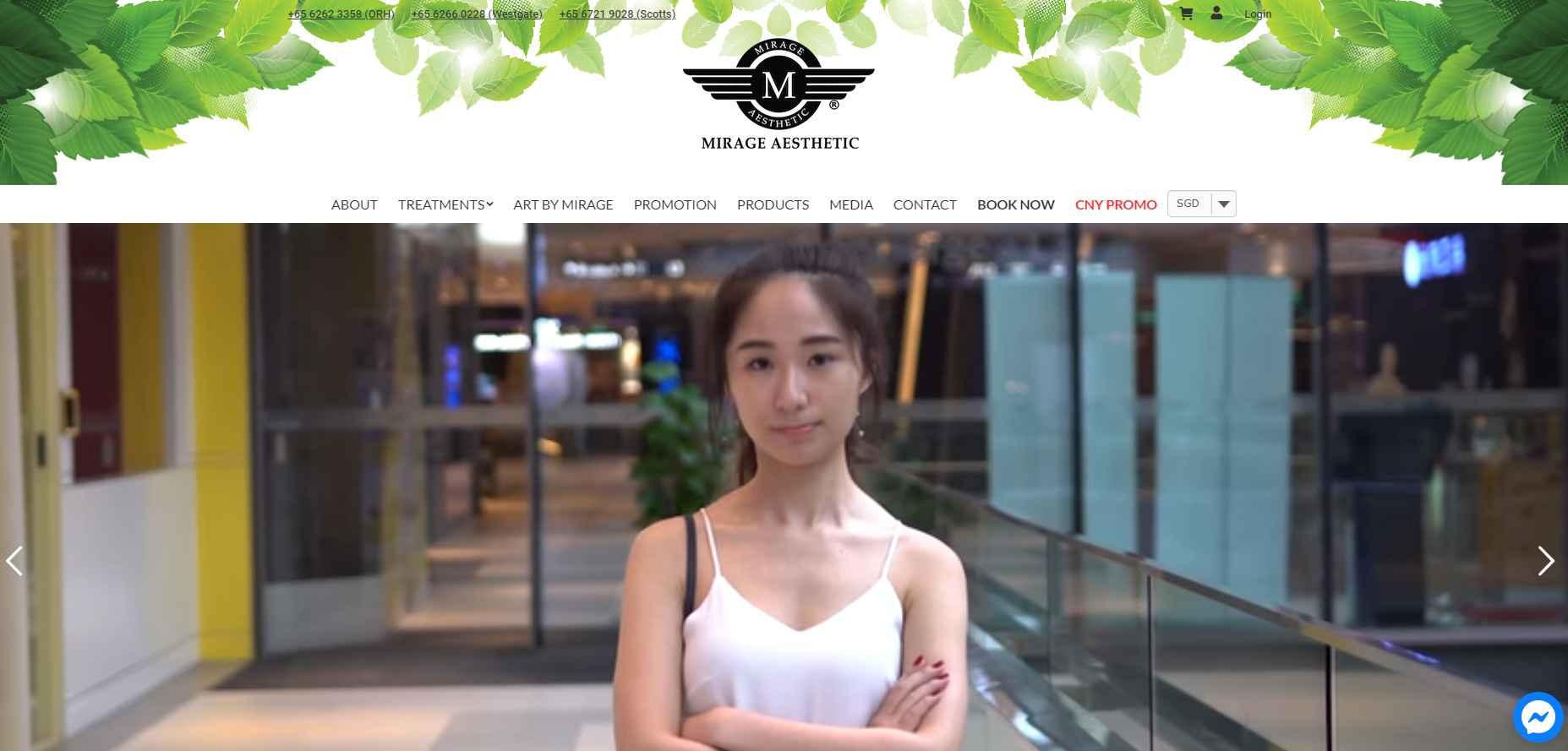 mirage aesthetics Top Teeth Whitening In Singapore