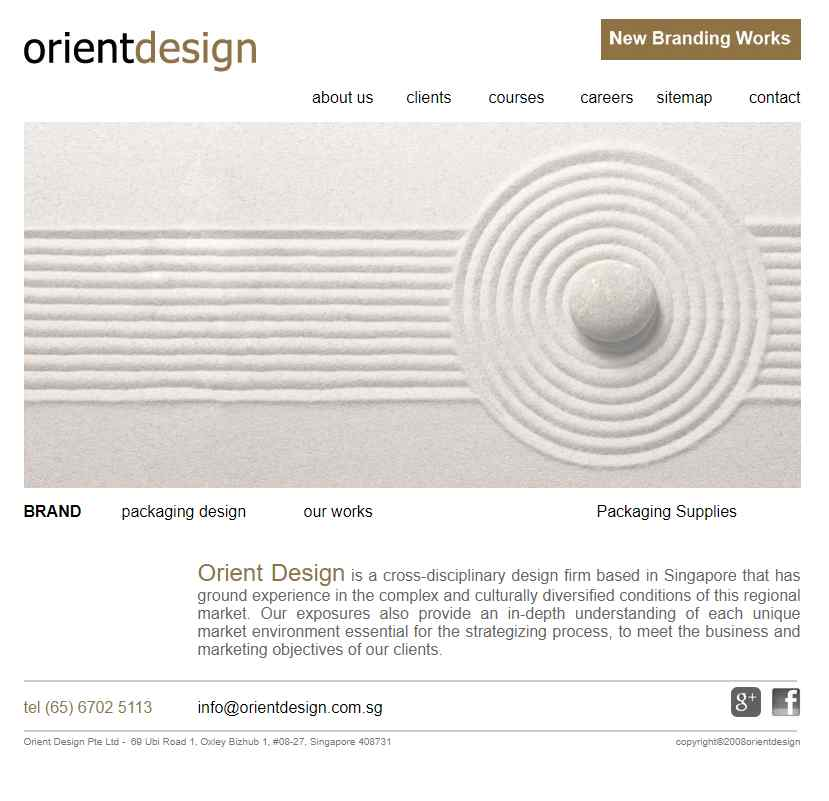 orient design Top 20 Branding Consultants in Singapore