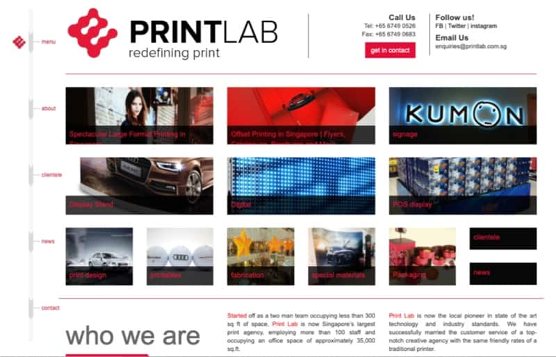 printlab digital marketing