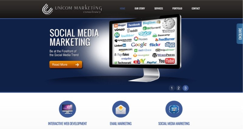 seo courses singapore Unicom Marketing Consultancy