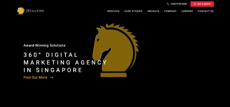 seo services singapore 2stallions