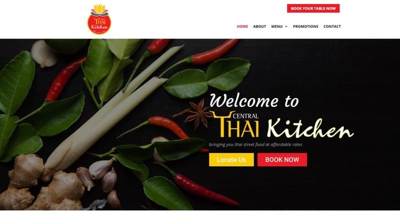 thai kitchen digital marketing